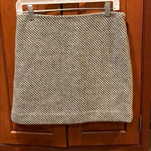 J Crew wool blend skirt size 4. Gently used